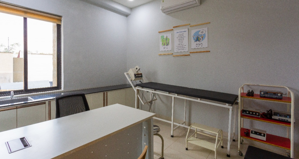 Physician Room